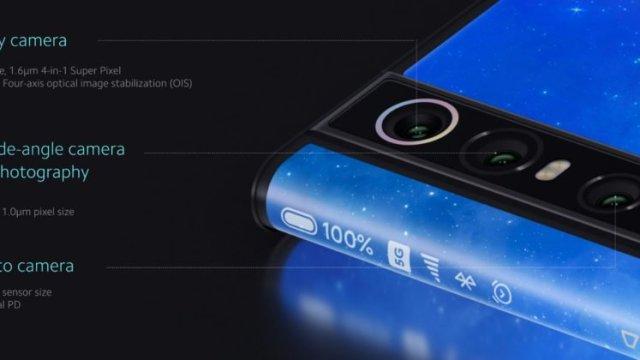 ส่องดีไซน์ Xiaomi Mi Mix Alpha สมาร์ทโฟนสวนกระแสจอพับ