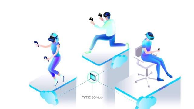 HTC เน้นเจาะรุ่นกลางพร้อมผุดแผนดึง VR และ 5G เป็นทีเด็ดในปี 2020