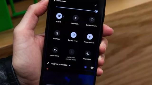 Google เตรียมเพิ่ม Dark mode สำหรับ Gmail ใน Android 10