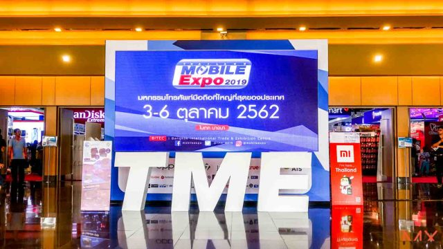 พาเดิน Thailand Mobile Expo 2019 นัดส่งท้ายปี ของใหม่น่าโดนเพียบ