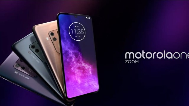 Motorola One Zoom และ Moto Z4 เตรียมอัปเดต Android 10 เร็ว ๆ นี้