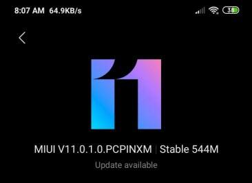 มาก่อนกำหนด! พบผู้ใช้ Redmi 8 / 8A เริ่มรับการอัปเดต MIUI 11 แล้วในอินเดีย