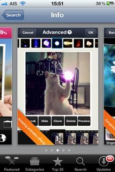 FotoRus (GifRus) อีกแอพฯ ที่น่าลองสำหรับคนชอบถ่ายภาพ ตกแต่งภาพ app review