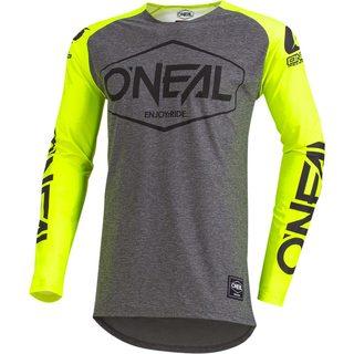 Oneal 2019 Mayhem Hexx Neon Yellow Jersey