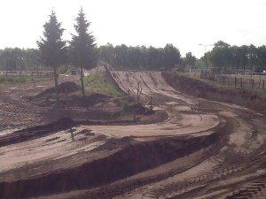"""Circuit """"De Landsard"""" in Veldhoven (Eindhoven)."""