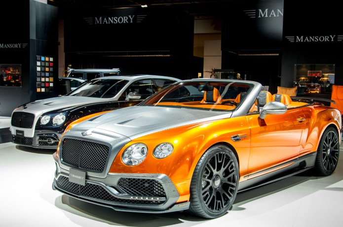 Mansory Bentley Continenal GT 01 20150922