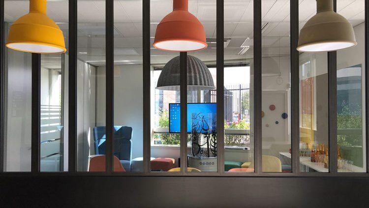 Lieu de Travail créatif dans une entreprise en Ile de France Paris