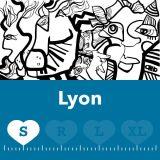 dessin original de l'artiste aNa pour la Totem Box Small Animation Anniversaire Lyon