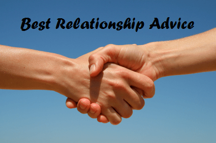 By Giving Relationship Advice You Can Help Others To Solve