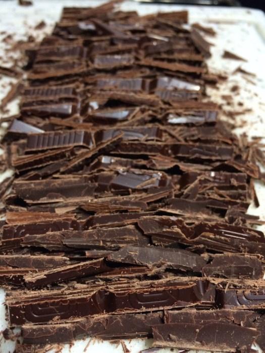Schokoladen Ganache