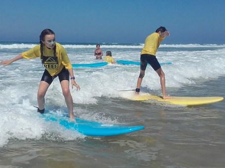L'Andade école de surf