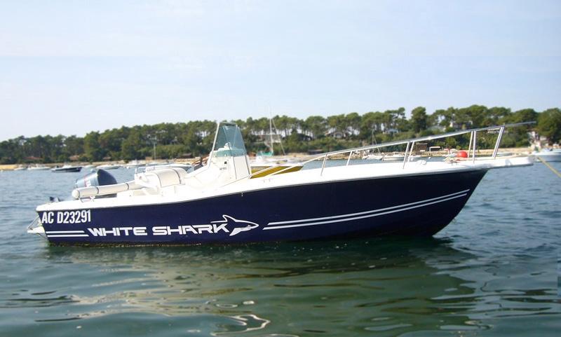 Cap Navy location de bateau à moteur au Cap Ferret