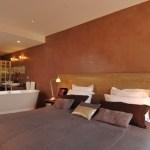 Chambre luxe hôtel Coté Sable Cap Ferret