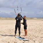 Cours de Kite Surf au Cap Ferret