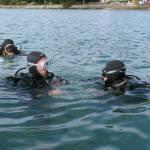 école de plongée au Cap Ferret