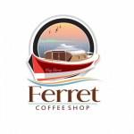 Logo de Ferret Coffee Shop