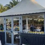 Restaurant le Wharfzazate au Cap Ferret