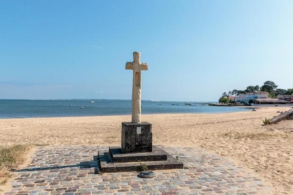 Plage de la Croix des Marins à Claouey