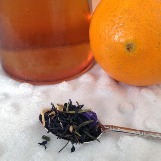 Comment faire un sirop de thé ?