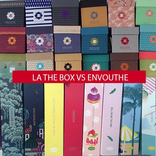 La Thé Box ou Envouthé : laquelle choisir ?