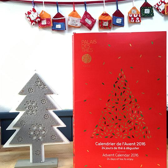 Attendre Noël avec Le Palais des Thés, c'est comment ?