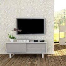 meuble tv design d angle mural et