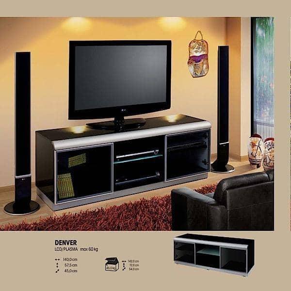 denver meuble tv lcd plasma