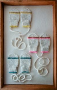 Purlsoho infant mittens