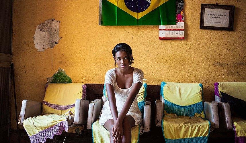 Rio de Janeiro woman