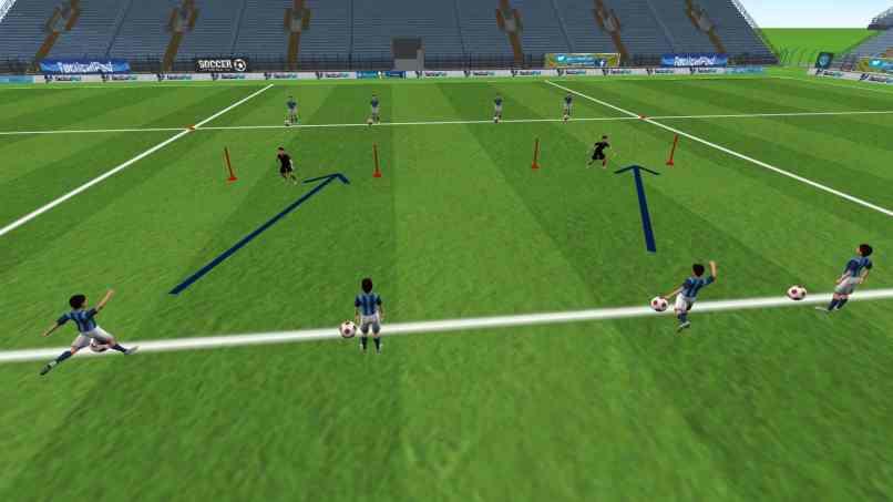 Spiel1-MYFOOTBALL