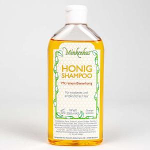 Minkenhus® Honingshampoo – 250 ml