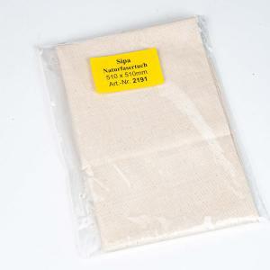 SIPA natuurlijke vezeldoek – 51 x 51 cm