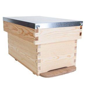 zesraams bijenkast – spaarkast vuren