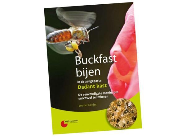 Buckfast bijen in aangepaste Dadant kast - Werner Gerdes