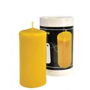 Lyson kaarsen gietvorm - Ronde kaars - Ø 45 - hoogte 9 cm [FS55]