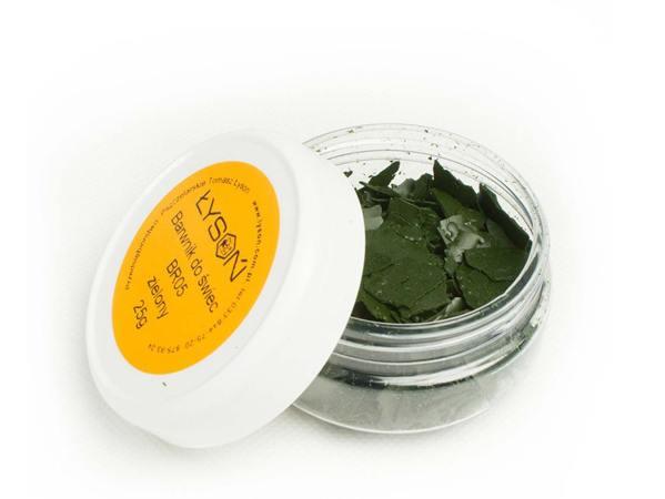 Kleurstof voor kaarsen - Groen - 25 gram