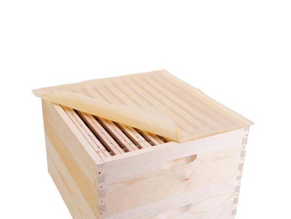 Natuurlijke Bijenwasdoek voor Spaarkast