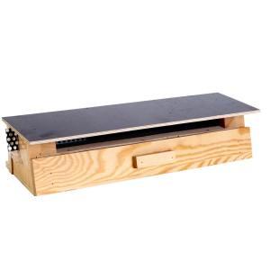 Segeberger SIMPLEX - Hoogbodem stuifmeelval hout