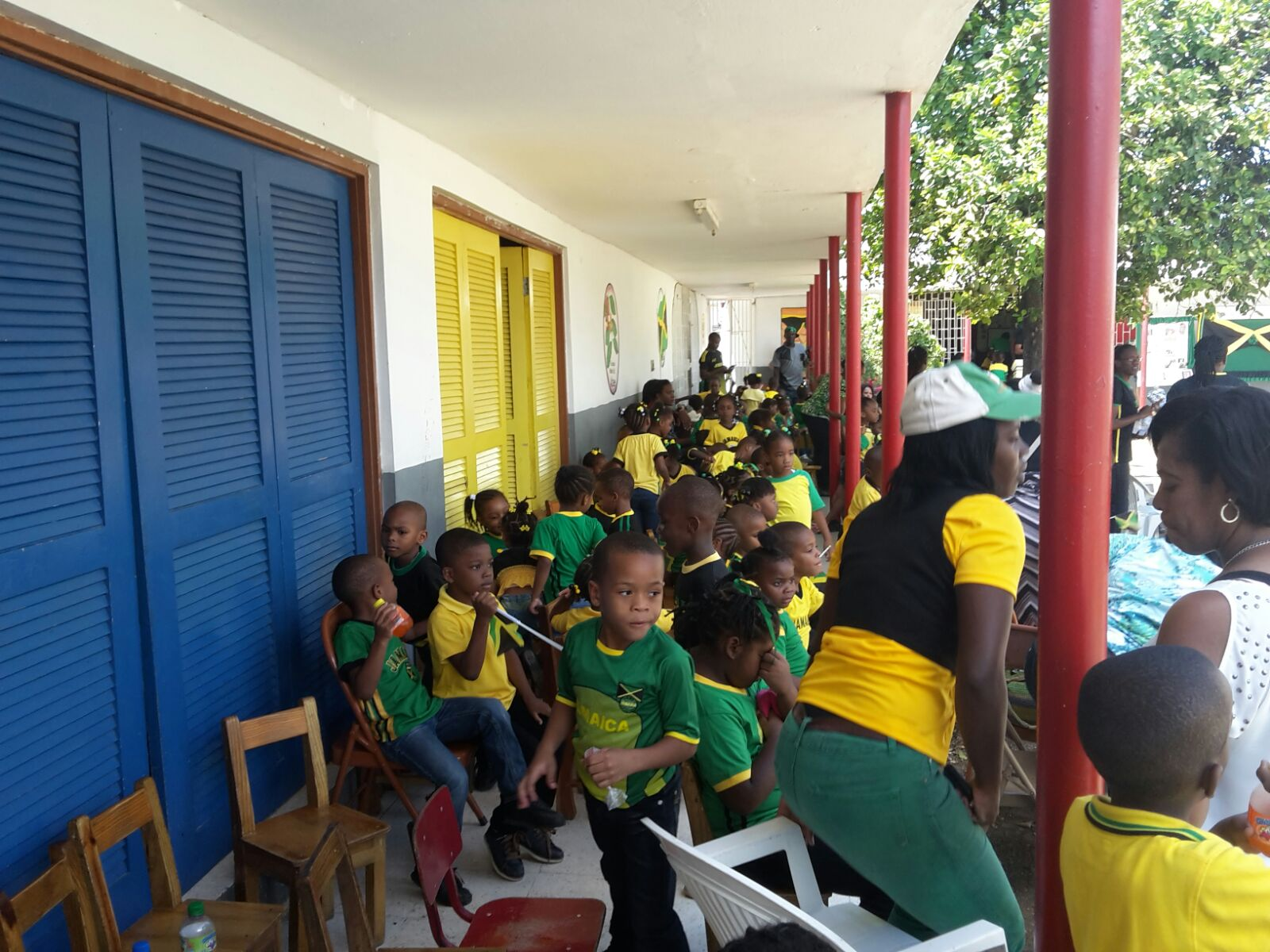 Jamaica Day Pictures