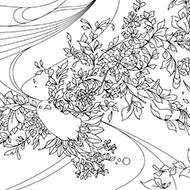 動物・鳥・虫|大人の「塗り絵」教室(無料)【my介護の広場】