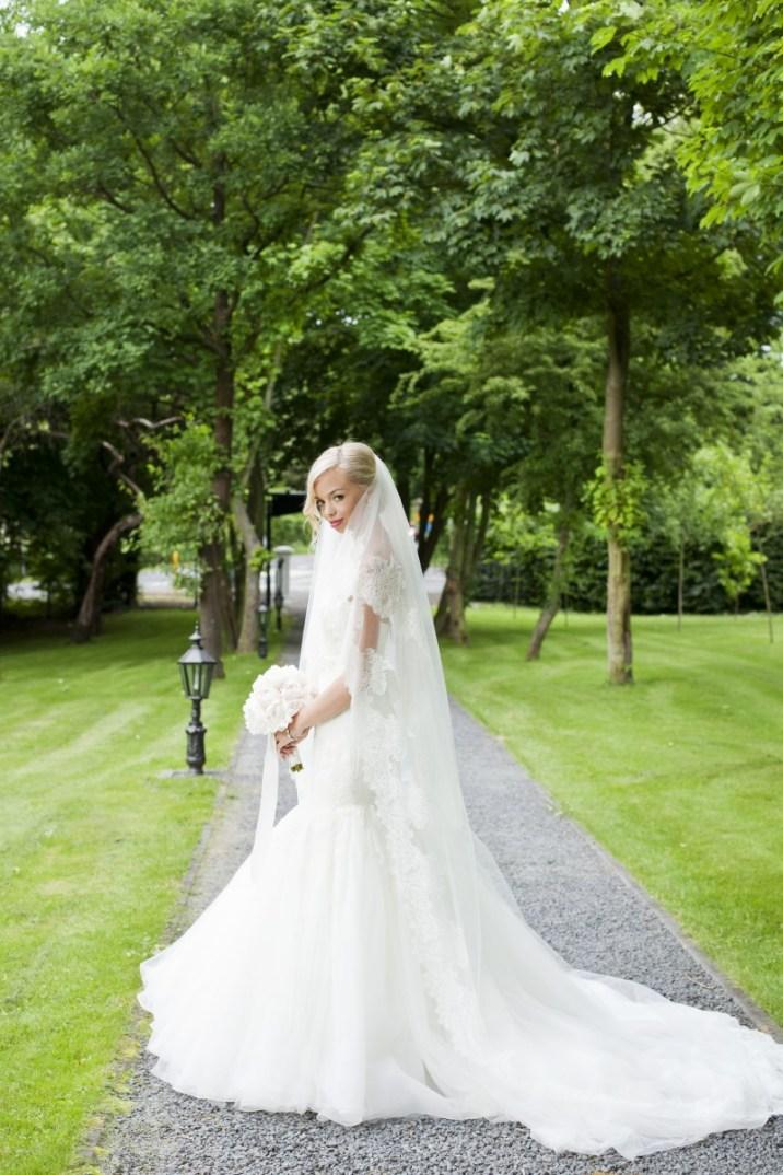 Bride, Veil, Schleier