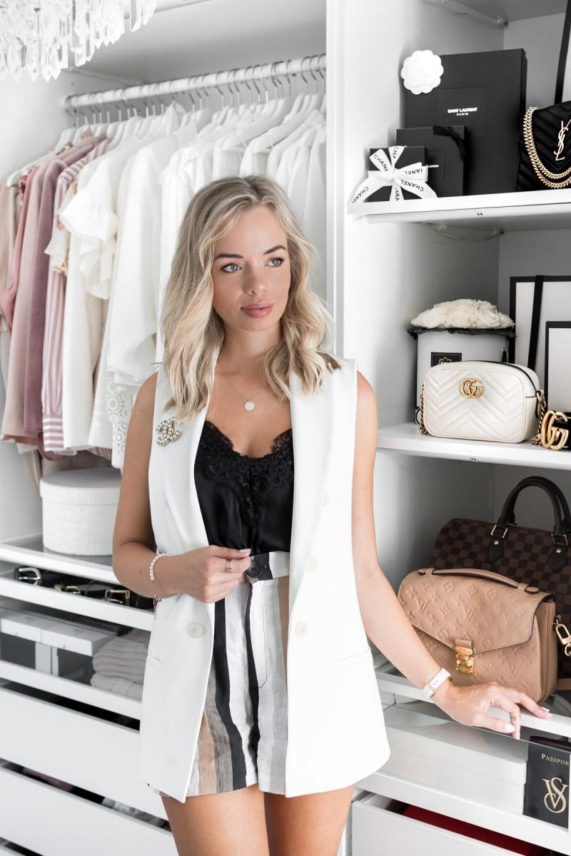 Ankleidezimmer, Ikea Pax, Walk in Closet, Closet, Wardrobe, Dressing Room, Closet Tour, My Philocaly