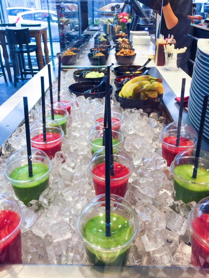 Smoothies, Drinks, Fruits