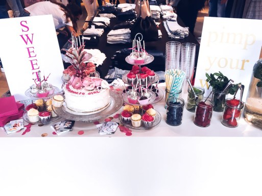 Style Cologne x Shopaholic Event Candybar