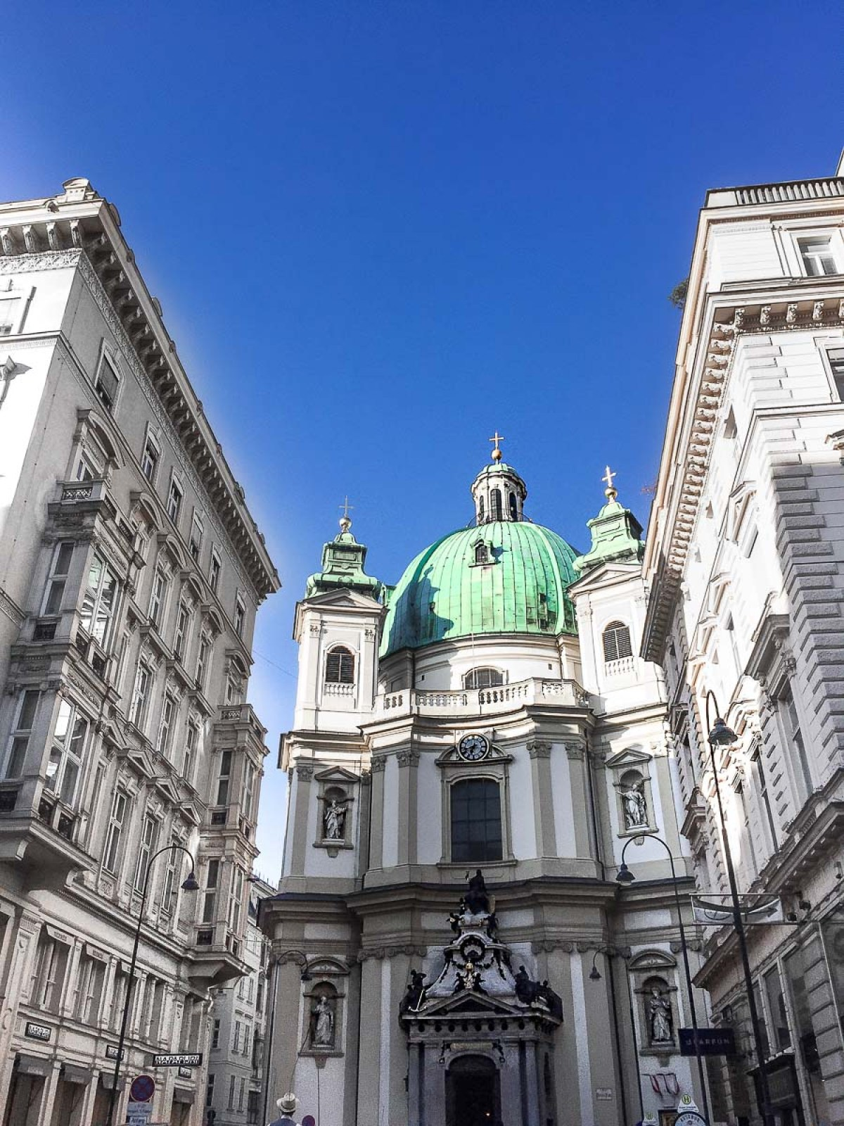Vienna Travel Guide St. Peter