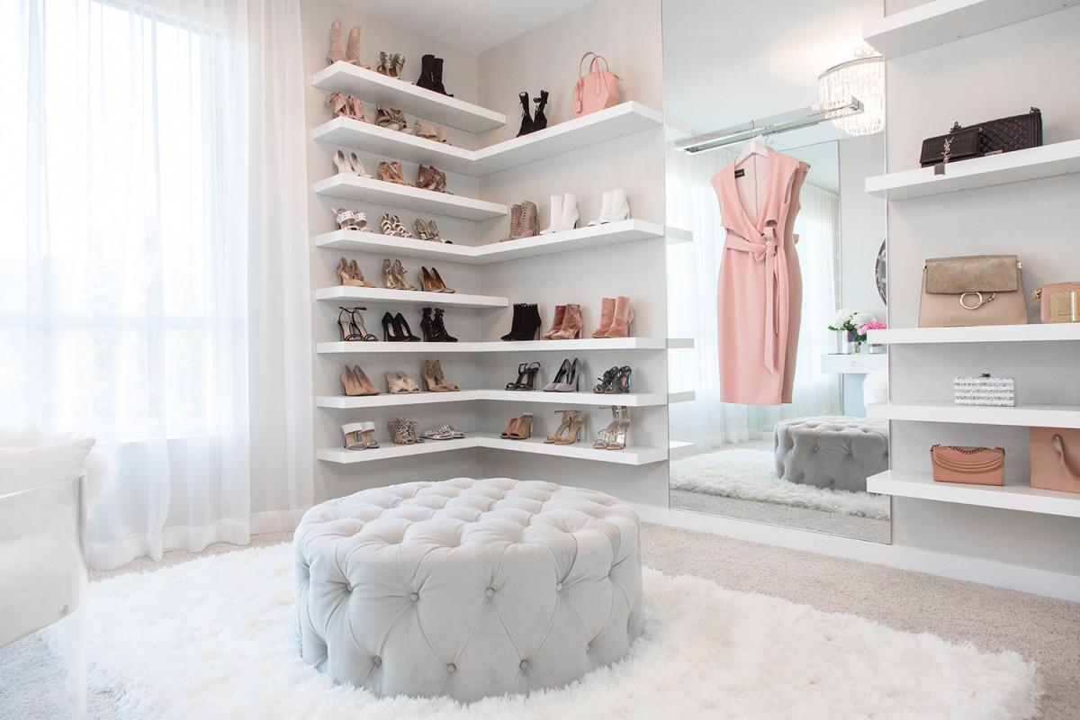 Walk in Closet, Ankleidezimmer Jessi Malay