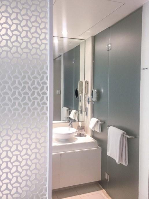 Vida Downtown Dubai Bathroom