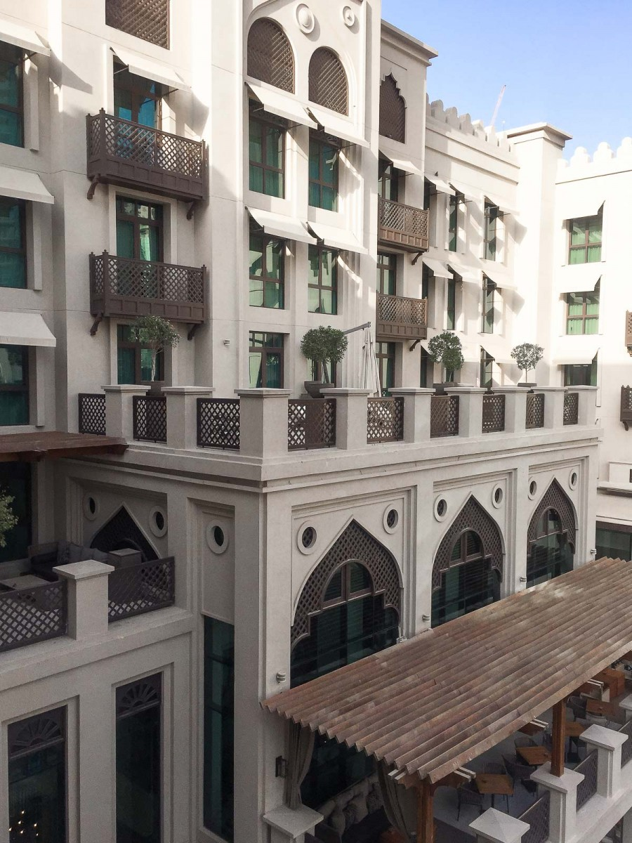 Vida Downtown Dubai Pool side