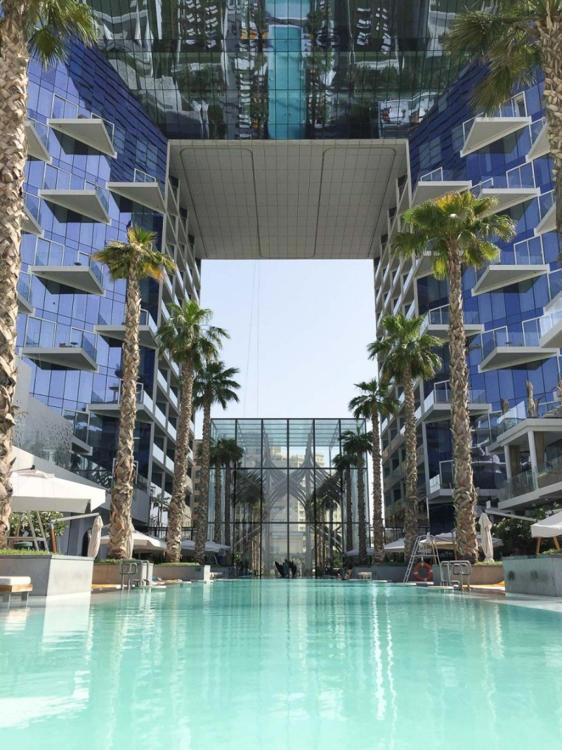 Hotel Review: FIVE Palm Jumeirah