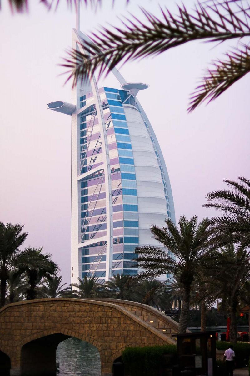 Burj al Arab, Madinat Jumeirah Dubai